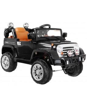 Elektrické autíčko Jeep JJ245 čierne
